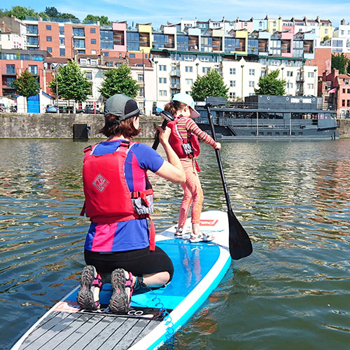 Family SUP taster session
