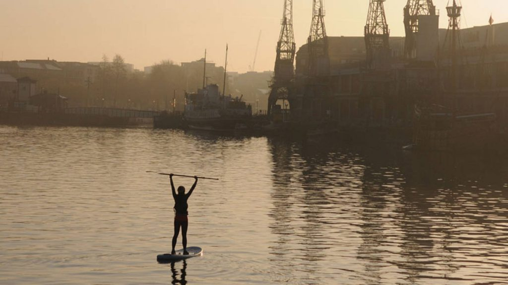 SUP Bristol, the home of stand up paddleboarding in Bristol