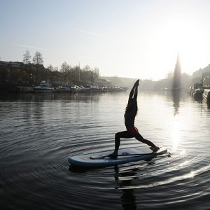 Intermediate SUP Yoga