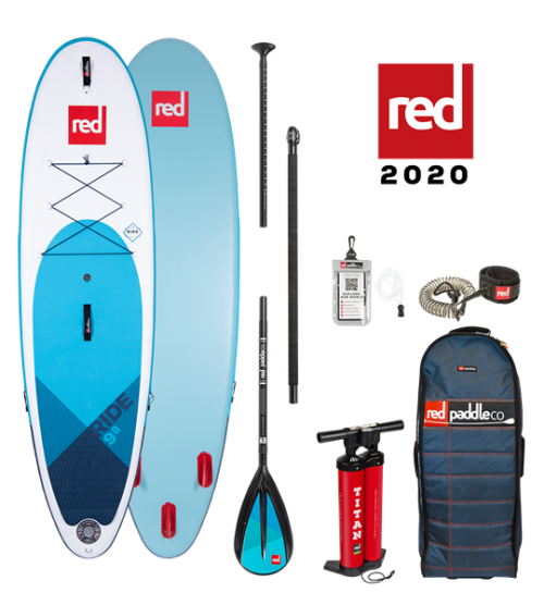 2020 Red Paddle Ride 9'8
