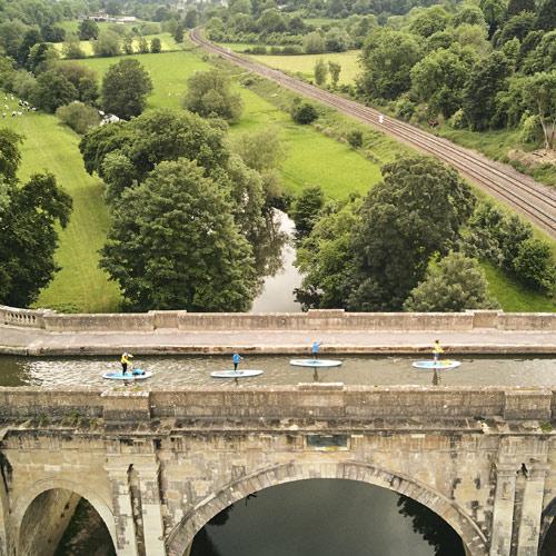 Dundas Aqueduct - SUP Bristol Aqueduct Adventure