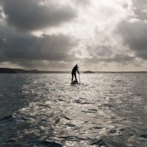 Stand up paddleboarding weekend in Pembrokeshire
