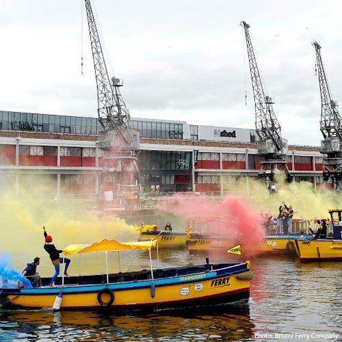 SUP Bristol End of Season Boat Party