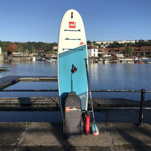 Red Paddle Ride 10'6 Second Hand, Ex School