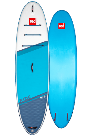 Red Paddle Ride 10'8