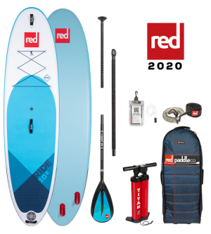 Red Paddle Co Ride 10'8 2020