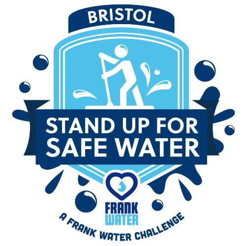Stand up for Safe Water - SUP Bristol and FRANK Water