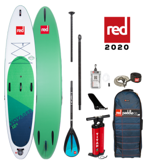 Red Paddle Co Voyager 126