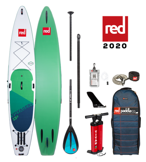Red Paddle Co Voyager 13'2